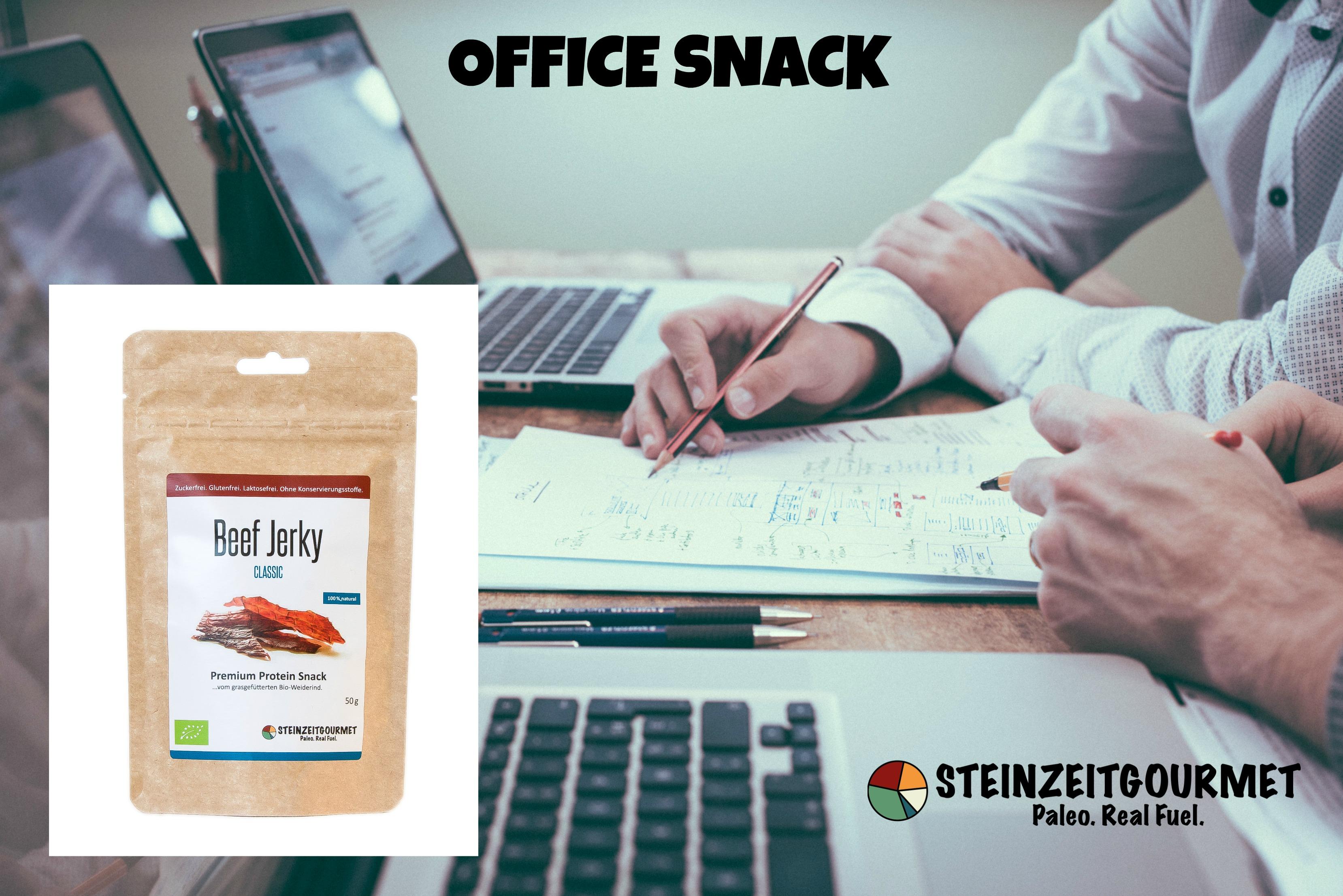 Office Snack - Beef Jerky